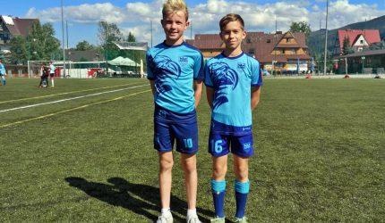 Niko i Emil w reprezentacji Podkarpacia